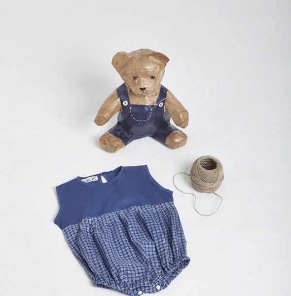 2734 Romper Suit Leo Baby