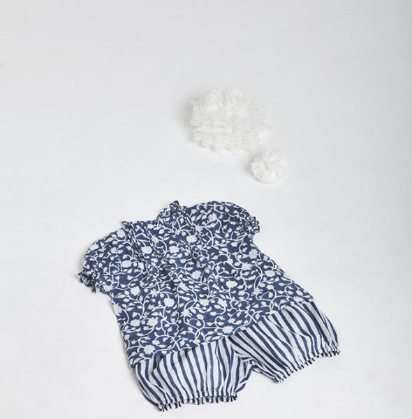 2795 Giulia Shirt + Giulia Short Baby